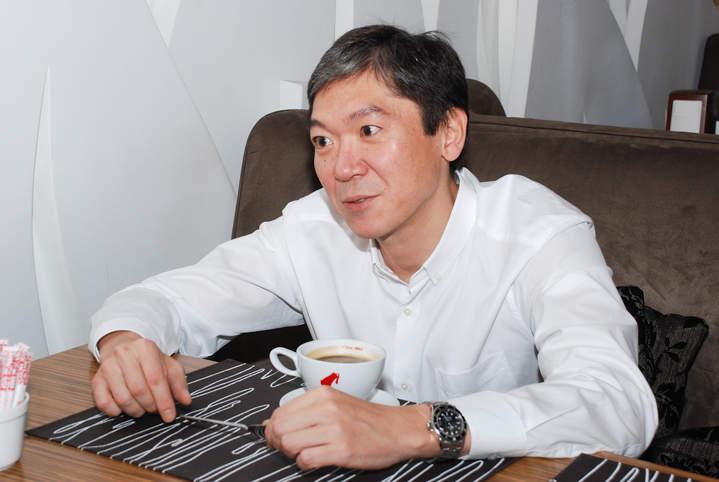 Айдан Карибжанов