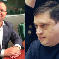 Легендарный гей Ковальчук Андрей Трофимович рассказал о политической яме в Украине